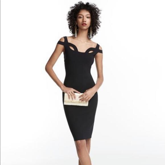 83f30c1559 Chiara Boni Dresses   Skirts - chiara Boni La Petite Cutout Jersey Cocktail  Dress